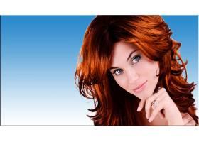 女人,模特,红发的人,妇女,壁纸,(4)
