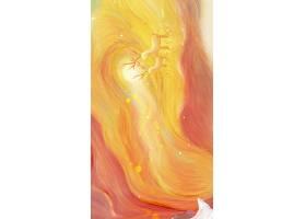 H5炫彩抽象画背景图片