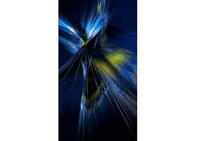H5炫彩流光线条背景图片