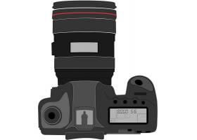 单反数码相机智能产品设计