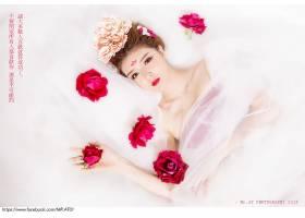 女人,莉莉,Luta,模特,越南,越南的,玫瑰,艺术的,壁纸,
