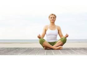 女人,瑜珈,壁纸,(11)
