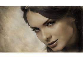 女人,脸,女孩,妇女,漂亮的,壁纸,