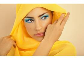 女人,脸,模特,壁纸,(2)