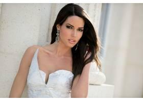 女人,微型汽车,Dafopoulou,模特,希腊,女孩,模特,希腊的,希腊的,