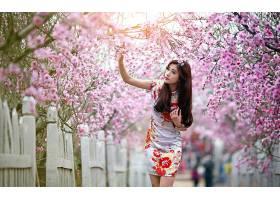 女人,亚洲的,壁纸,(63)