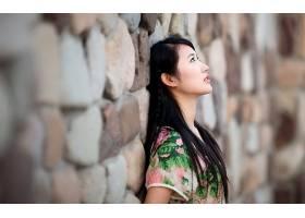 女人,亚洲的,壁纸,(638)