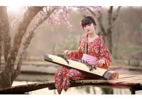 女人,亚洲的,壁纸,(657)