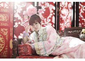 女人,亚洲的,模特,女孩,妇女,传统的,服装,棕色,眼睛,壁纸,图片