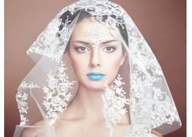 女人,脸,妇女,模特,女孩,面纱,口红,壁纸,