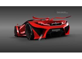 车辆,宝马,Mt58,宝马,超级跑车,设计,概念,汽车,3D,壁纸,