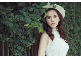 女人,亚洲的,妇女,模特,女孩,帽子,黑发女人,棕色,眼睛,壁纸,(2)