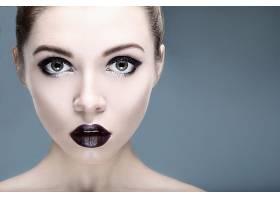 女人,脸,妇女,模特,女孩,口红,壁纸,