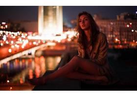 女人,模特,模特,白皙的,污迹,城市风光,城市的,妇女,壁纸,