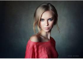 女人,模特,模特,妇女,女孩,白皙的,蓝色,眼睛,壁纸,(11)