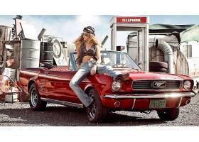 车辆,福特,野马,福特,野马,壁纸,(85)