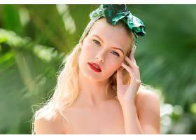 女人,过时的,Sudziute,模特,立陶宛,模特,白皙的,口红,蓝色,眼睛,