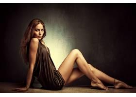 女人,模特,模特,棕色,眼睛,黑发女人,壁纸,