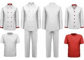 厨师服装设计