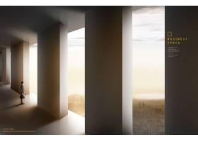 创意人物虚拟空间场景素材
