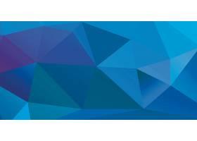 晶格化几何创意背景模板