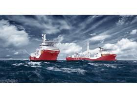 车辆,离岸的,支持,船,船,海,扫描免疫电子显微镜检查,螺旋,1,扫描