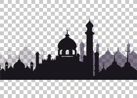 开斋节,Adha Eid Mubarak开斋节,Fitr斋月清真寺,开斋节黑色城堡,