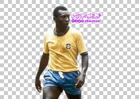 巴西国家足球队贝利2018年世界杯服装裤,贝利巴西PNG剪贴画T恤,运