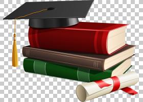 毕业典礼广场学术帽学生,帽PNG剪贴画角度,帽子,研究生大学,课程,
