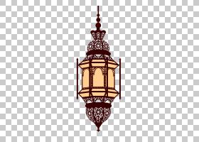 灯笼阿拉伯语,伊斯兰斋月灯,吊灯绘画PNG剪贴画灯具,吊坠,装饰,灯