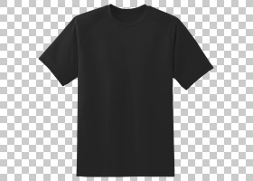 T恤上衣,黑色T恤,白色圆领T恤PNG剪贴画t恤,角度,白色,时尚,etsy,