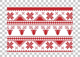 T恤圣诞跳线Spreadshirt毛衣,红色锦缎图案PNG剪贴画边框,t恤,其