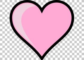 T恤情人节,粉红色的心透明背景PNG剪贴画爱,线,风琴,衬衫,t恤,T恤
