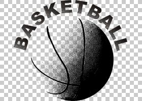 篮球黑白,篮球PNG剪贴画白色,摄影,单色,篮球法院,球体,版税,体育