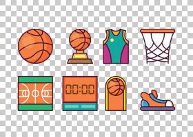 篮球场体育,篮球场PNG剪贴画文本,橙色,徽标,生日快乐矢量图像,颜
