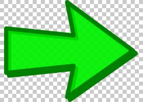 绿色箭头,绿色箭头透明PNG剪贴画杂,角度,三角形,颜色,方向,符号,