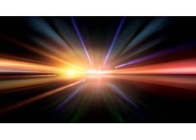 光影大气星空科技宇宙能量创意背景