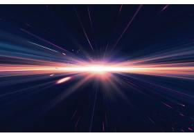 黑色大气星空科技宇宙能量创意背景
