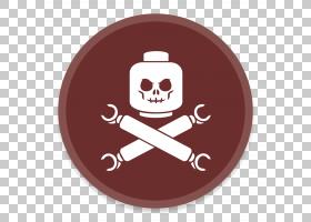 骷髅字体,LegoPTC PNG剪贴画骷髅和交叉骨,连帽衫,上衣,乐高数码