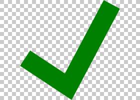 勾选复选标记,绿色勾选PNG剪贴画角度,文本,矩形,徽标,维基媒体共