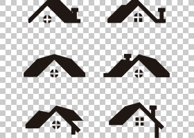 房屋屋顶建筑,房屋,屋顶,老房子PNG剪贴画角度,白色,文本,三角形,