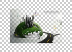 创意建筑,创意地球城市建设PNG剪贴画公司,建筑,服务,城市,电脑壁