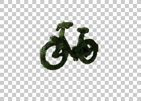 创意自行车绘图设计师,创意草3D自行车PNG剪贴画3D计算机图形学,