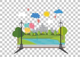 动画片平的设计欧几里得,都市背景PNG clipart其他,城市,草,桌面