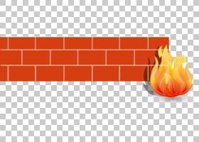 防火墙,红色登录PNG剪贴画计算机网络,文本,矩形,橙色,计算机壁纸图片
