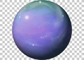 地球行星维纳斯海王星,维纳斯PNG剪贴画紫色,蓝色,气氛,电脑壁纸,