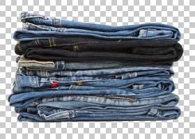 T,衬衫服装牛仔裤长裤休闲,一叠牛仔裤PNG剪贴画堆栈,纺织,时尚,