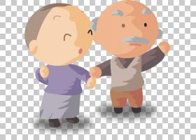 祖父母孙子晚年,快乐的人PNG剪贴画爱,孩子,手,人民,友谊,业务人,图片