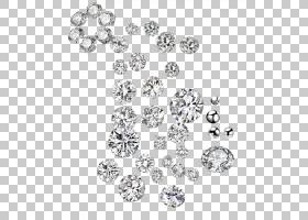 钻石,白钻贵族拉堆材料PNG剪贴画白色,免费标志设计模板,黑色白色