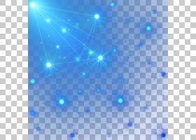 阳光发光效果颜色蓝,发光效率技术,蓝色爆炸PNG剪贴画纹理,蓝色,